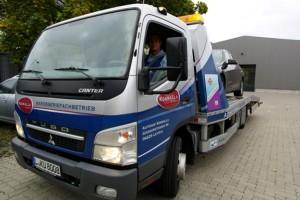 Zu unserem Serviceumfang gehört auch ein Hol- und Bringservice.