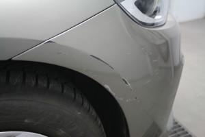 Spot Repair Schaden