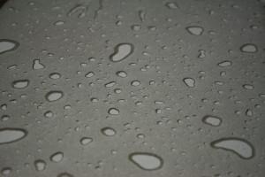 Designlackierung in Wassertropfentechnik