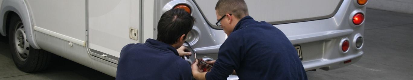 Caravaninstandsetzung: Wir reparieren ihre beschädigtes Reisemobil