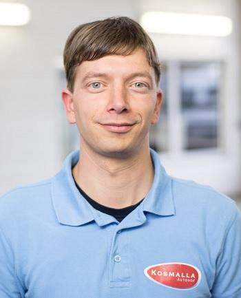 Martin Kosmalla (Fuhrparkmanagement)