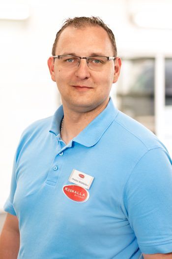 Christian Wickfelder (Serviceassistent/Kundenberater)