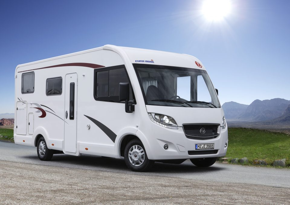 Caravan Eura Mobil