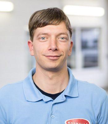 Herr Martin Kosmalla